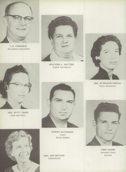 Page 12, 1956 Edition, Alto High School - Stinger Yearbook (Alto, TX) online yearbook collection