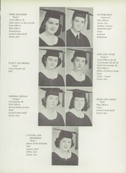 Page 17, 1956 Edition, Alto High School - Stinger Yearbook (Alto, TX) online yearbook collection