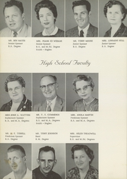 Page 14, 1959 Edition, Alto High School - Stinger Yearbook (Alto, TX) online yearbook collection