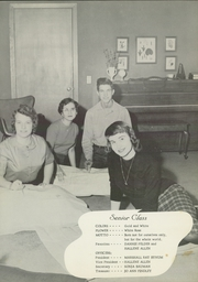 Page 15, 1959 Edition, Alto High School - Stinger Yearbook (Alto, TX) online yearbook collection
