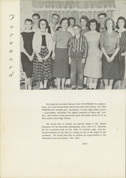 Page 6, 1959 Edition, Alto High School - Stinger Yearbook (Alto, TX) online yearbook collection