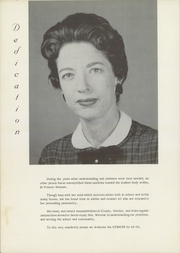 Page 8, 1959 Edition, Alto High School - Stinger Yearbook (Alto, TX) online yearbook collection