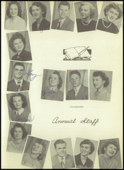 Page 11, 1950 Edition, Crosbyton High School - Chieftain Yearbook (Crosbyton, TX) online yearbook collection