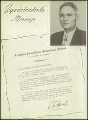 Page 14, 1950 Edition, Crosbyton High School - Chieftain Yearbook (Crosbyton, TX) online yearbook collection