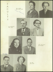Page 16, 1951 Edition, Crosbyton High School - Chieftain Yearbook (Crosbyton, TX) online yearbook collection