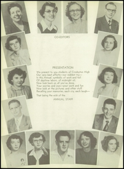 Page 8, 1951 Edition, Crosbyton High School - Chieftain Yearbook (Crosbyton, TX) online yearbook collection