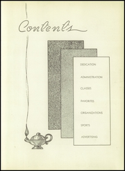 Page 9, 1951 Edition, Crosbyton High School - Chieftain Yearbook (Crosbyton, TX) online yearbook collection
