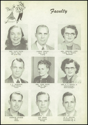 Page 15, 1952 Edition, Crosbyton High School - Chieftain Yearbook (Crosbyton, TX) online yearbook collection