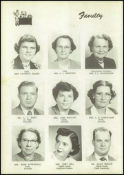 Page 16, 1952 Edition, Crosbyton High School - Chieftain Yearbook (Crosbyton, TX) online yearbook collection