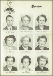 Page 17, 1952 Edition, Crosbyton High School - Chieftain Yearbook (Crosbyton, TX) online yearbook collection
