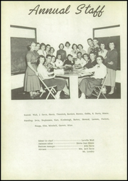 Page 8, 1952 Edition, Crosbyton High School - Chieftain Yearbook (Crosbyton, TX) online yearbook collection