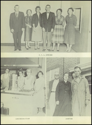 Page 10, 1956 Edition, Crosbyton High School - Chieftain Yearbook (Crosbyton, TX) online yearbook collection
