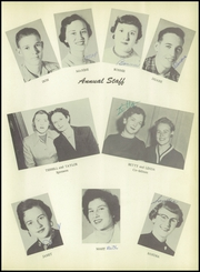 Page 7, 1956 Edition, Crosbyton High School - Chieftain Yearbook (Crosbyton, TX) online yearbook collection