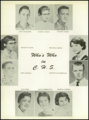 Page 12, 1957 Edition, Crosbyton High School - Chieftain Yearbook (Crosbyton, TX) online yearbook collection