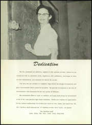 Page 6, 1957 Edition, Crosbyton High School - Chieftain Yearbook (Crosbyton, TX) online yearbook collection