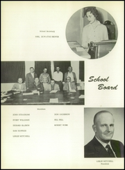 Page 8, 1957 Edition, Crosbyton High School - Chieftain Yearbook (Crosbyton, TX) online yearbook collection