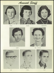 Page 9, 1957 Edition, Crosbyton High School - Chieftain Yearbook (Crosbyton, TX) online yearbook collection