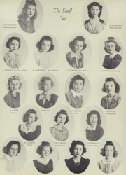 Page 9, 1942 Edition, St Agnes Academy - Veritas Yearbook (Houston, TX) online yearbook collection