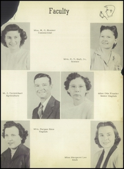 Page 11, 1950 Edition, Paducah High School - Zephyr Yearbook (Paducah, TX) online yearbook collection