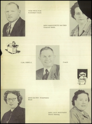 Page 12, 1950 Edition, Paducah High School - Zephyr Yearbook (Paducah, TX) online yearbook collection