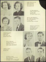 Page 14, 1950 Edition, Paducah High School - Zephyr Yearbook (Paducah, TX) online yearbook collection
