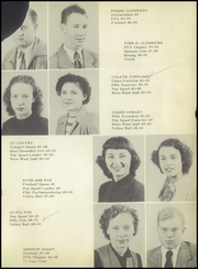 Page 15, 1950 Edition, Paducah High School - Zephyr Yearbook (Paducah, TX) online yearbook collection