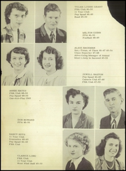 Page 16, 1950 Edition, Paducah High School - Zephyr Yearbook (Paducah, TX) online yearbook collection
