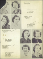 Page 17, 1950 Edition, Paducah High School - Zephyr Yearbook (Paducah, TX) online yearbook collection