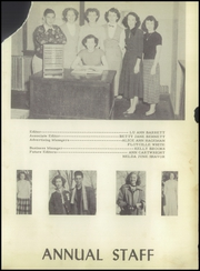 Page 7, 1950 Edition, Paducah High School - Zephyr Yearbook (Paducah, TX) online yearbook collection