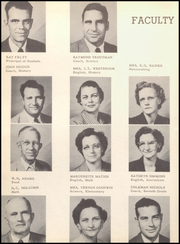 Page 10, 1954 Edition, Paducah High School - Zephyr Yearbook (Paducah, TX) online yearbook collection