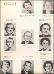 Page 12, 1954 Edition, Paducah High School - Zephyr Yearbook (Paducah, TX) online yearbook collection