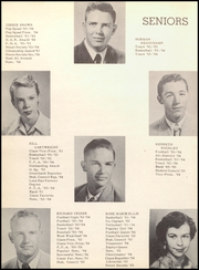 Page 14, 1954 Edition, Paducah High School - Zephyr Yearbook (Paducah, TX) online yearbook collection