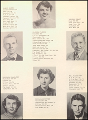 Page 15, 1954 Edition, Paducah High School - Zephyr Yearbook (Paducah, TX) online yearbook collection