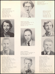 Page 16, 1954 Edition, Paducah High School - Zephyr Yearbook (Paducah, TX) online yearbook collection