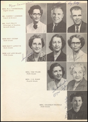 Page 11, 1957 Edition, Paducah High School - Zephyr Yearbook (Paducah, TX) online yearbook collection