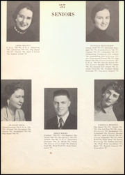 Page 14, 1957 Edition, Paducah High School - Zephyr Yearbook (Paducah, TX) online yearbook collection
