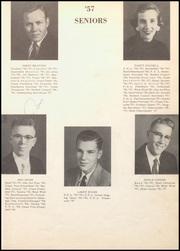 Page 15, 1957 Edition, Paducah High School - Zephyr Yearbook (Paducah, TX) online yearbook collection