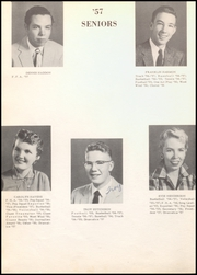 Page 16, 1957 Edition, Paducah High School - Zephyr Yearbook (Paducah, TX) online yearbook collection