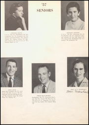 Page 17, 1957 Edition, Paducah High School - Zephyr Yearbook (Paducah, TX) online yearbook collection