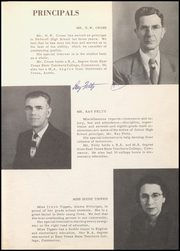 Page 9, 1957 Edition, Paducah High School - Zephyr Yearbook (Paducah, TX) online yearbook collection