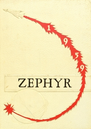 Page 1, 1959 Edition, Paducah High School - Zephyr Yearbook (Paducah, TX) online yearbook collection