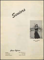 Page 13, 1944 Edition, Eldorado High School - Talon Yearbook (Eldorado, TX) online yearbook collection