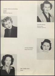 Page 13, 1946 Edition, Eldorado High School - Talon Yearbook (Eldorado, TX) online yearbook collection