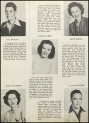 Page 16, 1946 Edition, Eldorado High School - Talon Yearbook (Eldorado, TX) online yearbook collection