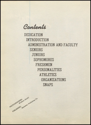 Page 6, 1946 Edition, Eldorado High School - Talon Yearbook (Eldorado, TX) online yearbook collection
