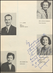 Page 12, 1947 Edition, Eldorado High School - Talon Yearbook (Eldorado, TX) online yearbook collection