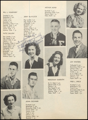 Page 16, 1947 Edition, Eldorado High School - Talon Yearbook (Eldorado, TX) online yearbook collection