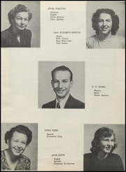 Page 13, 1948 Edition, Eldorado High School - Talon Yearbook (Eldorado, TX) online yearbook collection