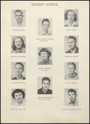 Page 14, 1950 Edition, Eldorado High School - Talon Yearbook (Eldorado, TX) online yearbook collection