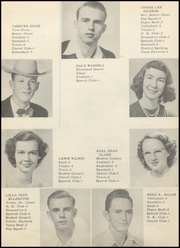 Page 16, 1950 Edition, Eldorado High School - Talon Yearbook (Eldorado, TX) online yearbook collection
